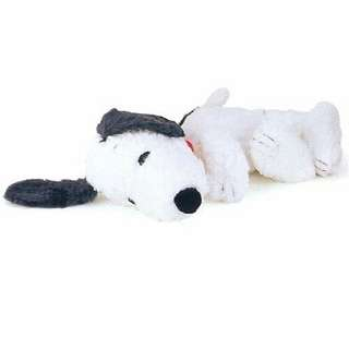 BNWT Snoopy Fur Toy