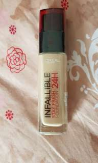 Loreal Infallible 24 Hours 30ml