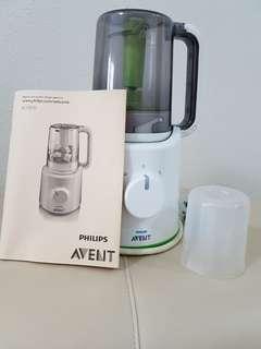 Avent Steamer Blender *Free Gift*