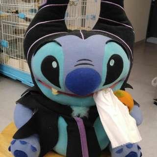 Stitch巫師look厠紙筒
