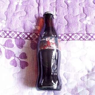 可口可樂96年聖誕版紀念樽