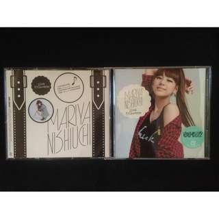 Mariya Nishiuchi - LOVE EVOLUTION CD Single JPop