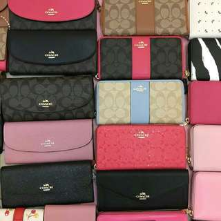 Coach Wallet Coach purse