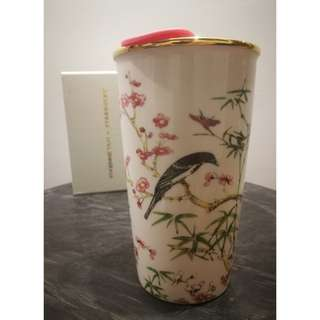 Vivienne Tam x Starbucks Ceramic Mug # 1