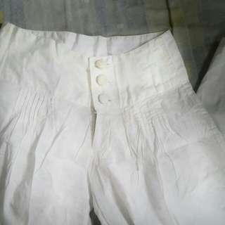 F&H High waist wide legged trousers