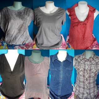 Branded Tops and Blouses