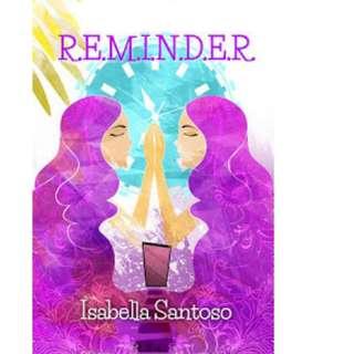 Ebook R.E.M.I.N.D.E.R - Isabella Santoso