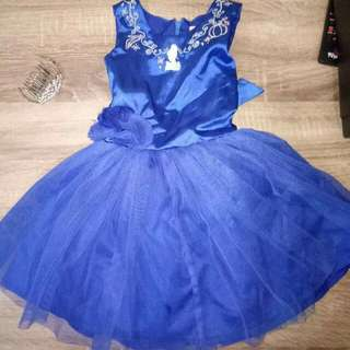 princess tutu gown 1-2t