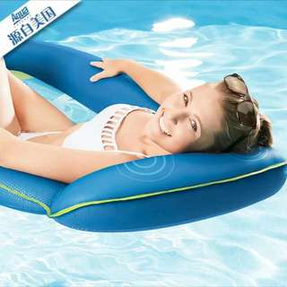 Inflatable floater