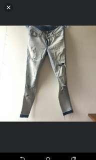 🚚 Mango牛仔褲(暫售)