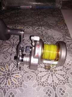 Daiwa Saltish 20H Fishing Reel