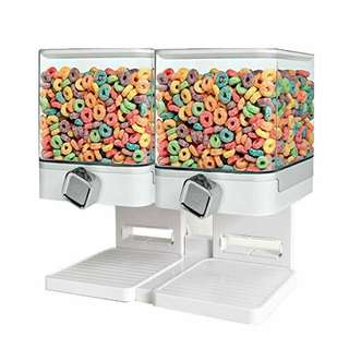 🎉RAYA SPECIAL : Double Cereal Dispenser (2.5kg)  🎉