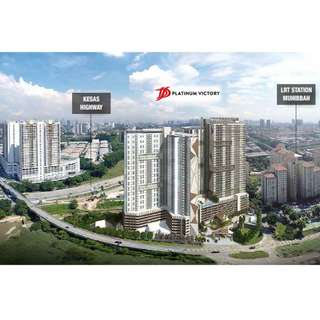 [NEW LAUNCH PROPERTY 2018] PV OUG RESIDENCE Investment Sri Petaling KL