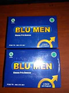 Blu men untuk kejantanan pria, moreskin  buat perut buncit, n collaskin buat perawatan kulit n badan