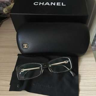 Chanel glasses 眼鏡框👓