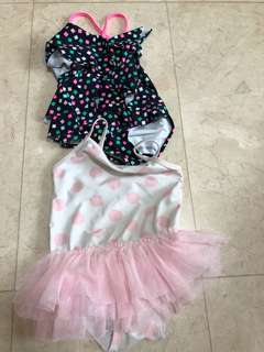 Swim Attire for Little Princess
