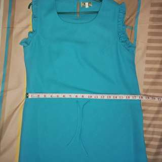 Tiffany Blue Dress free delivery within MM