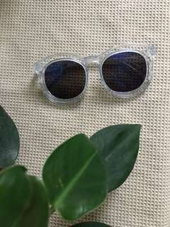 Baby Toddler Blue Reflective Sunnies