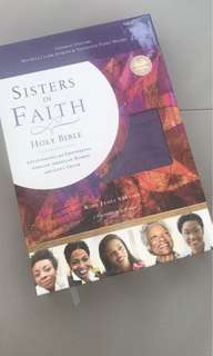 Sisters in Faith, Holy Bible
