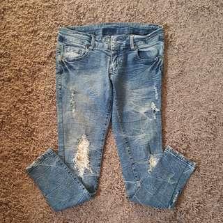 jeans go girl