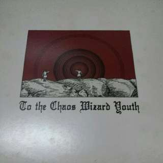 Thou ‎– To The Chaos Wizard Youth - Vinyl Record LP - Doom Metal