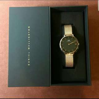 Daniel Wellington watch classic petite Melrose 32mm with cuff