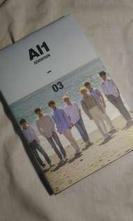 SEVENTEEN 4th Mini Album Al1 Ver.