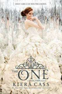 The one 3rd book of THE SELECTION SERIES
