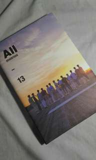 SEVENTEEN 4th Mini Album All Ver.