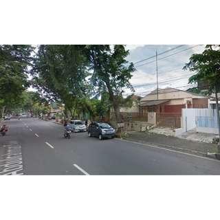 Bangunan Niaga di Jl. Abdulrahman Saleh Semarang, cocok untuk Usaha, Kantor atau Gudang.