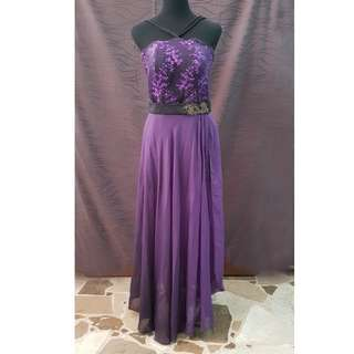 Convertible Evening Gown