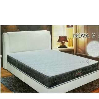 NOVA 2 QUEEN MATTRESS (BLACK LABEL)