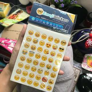 emoji stickers set