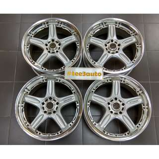 RAYS GTC 18 inch 8jj off 30 5H 114 Original JAPAN