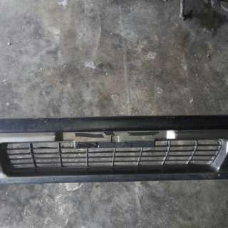 Bumper Saga C12 & Lip Door (price for 2 item)