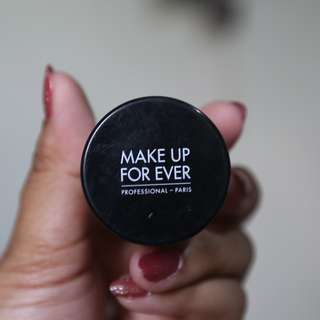 MAKE UP FOR EVER - MICROFINISHING LOOSE POWDER