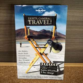 Lonely Planet - Lights, Camera... Travel! (English Ver.)