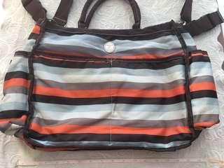 Carter's Diaper Bag Stripes