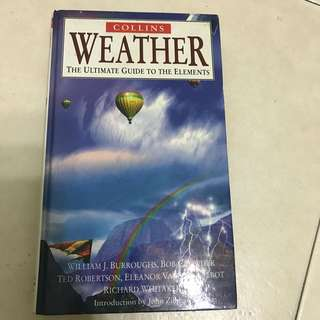 Weather The Ultimate Guide to the Elements