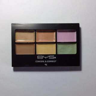 BYS Conceal & Correct