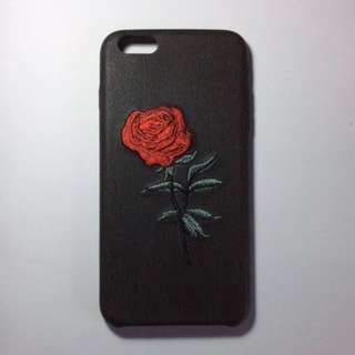 Embroidered 6+ Case