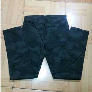 UNIQLO camouflage pants