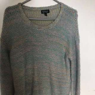 TOPSHOP Knitted Sweater