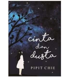 Ebook Cinta & Dusta - Pipit Chie