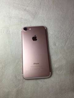 Preloved Iphone 7 32Gb RoseGold