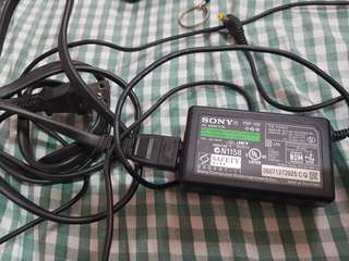 PSP cable charger fat and slim