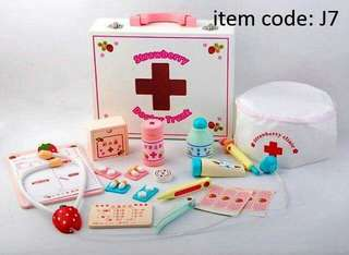 Strawberry doctor set