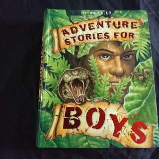 Adventure Stories for both boys and girls
