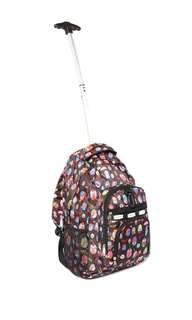 Parachute Rolling Backpack Bag