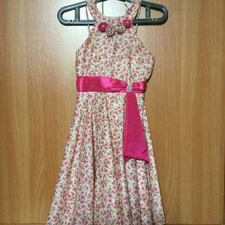 Floral Girl's dress